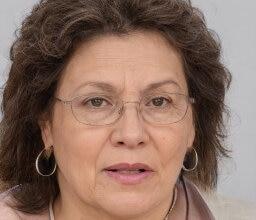 Mujeres maduras en Madrid, Gerda